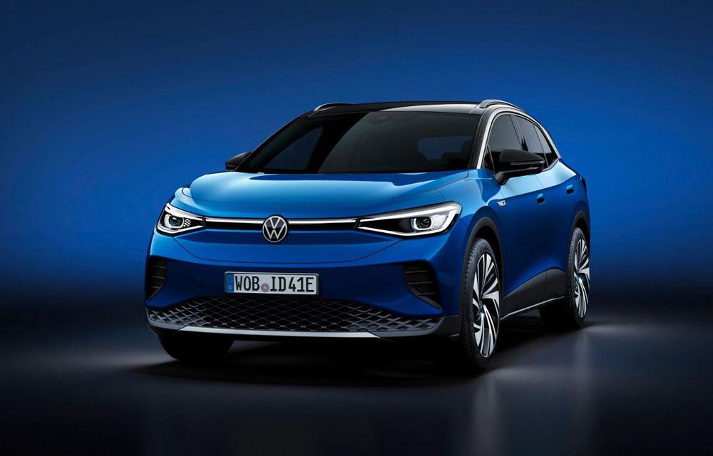 Volkswagen va lansa ID.5 în 2021: SUV-ul coupe va fi comercializat doar în Europa - Poza 1