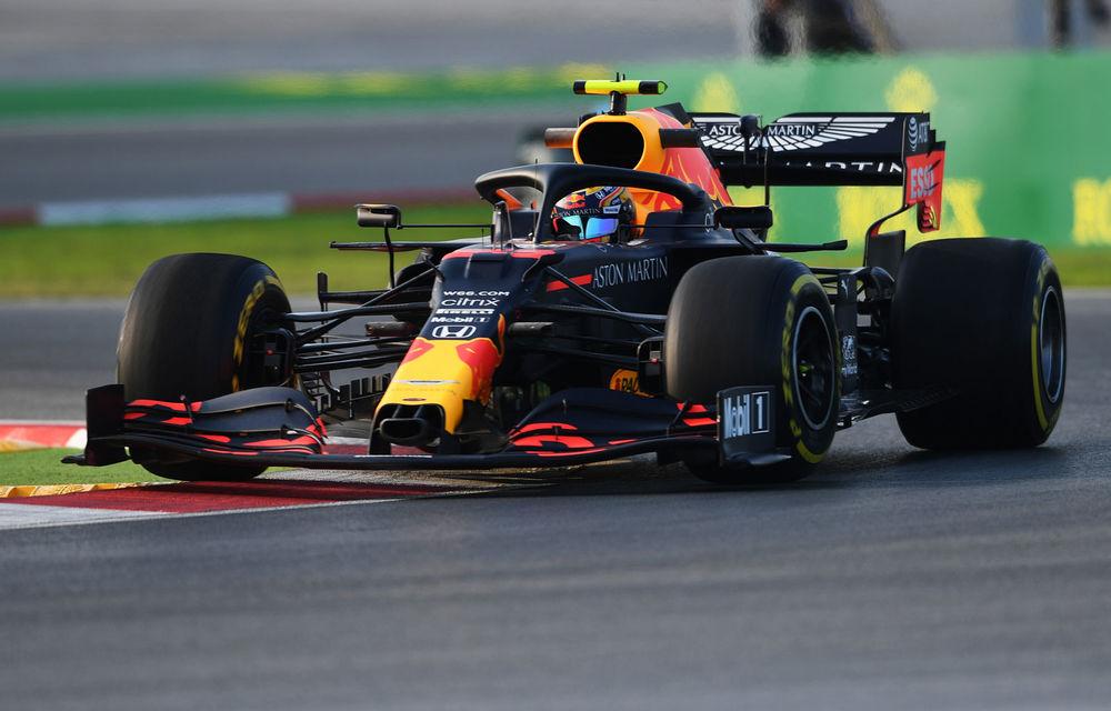 """Red Bull va decide până la sfârșitul lunii noiembrie dacă preia motoarele Honda după 2022: """"Totul depinde de înghețarea dezvoltării unităților"""" - Poza 1"""