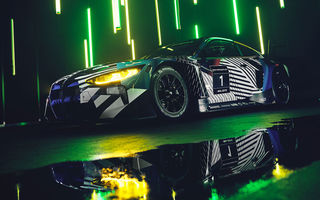 Imagini noi cu prototipul viitorului BMW M4 GT3: modelul de competiții debutează în sezonul din 2021