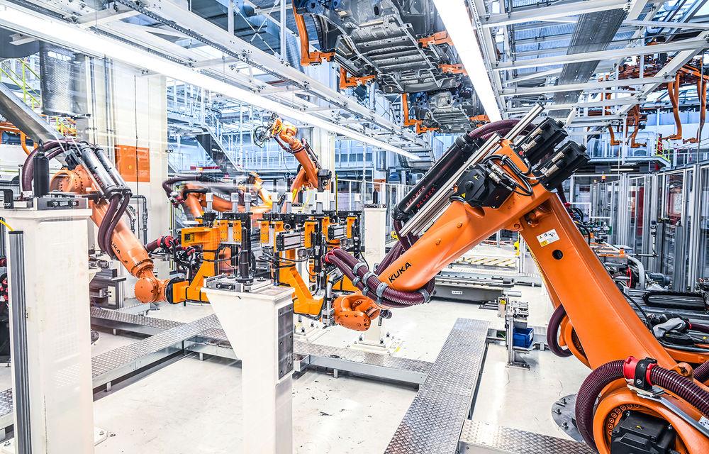 Uzina Volkswagen Vehicule Comerciale din Hanovra va produce modele electrice pentru grupul german: trei SUV-uri de segment D vor fi asamblate începând cu 2024 - Poza 1
