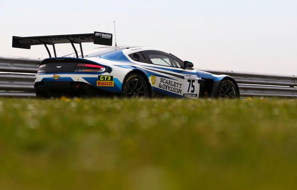 Aston Martin Racing lansează colecția The Vantage Legacy: trei mașini de circuit care marchează succesul constructorului britanic în competiții - Poza 6