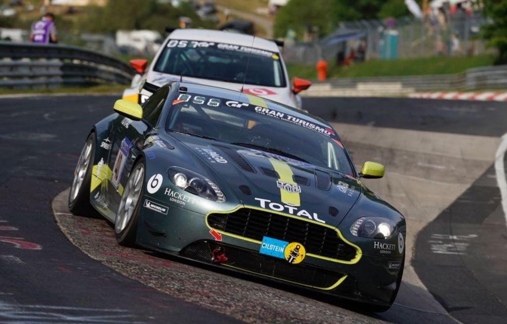 Aston Martin Racing lansează colecția The Vantage Legacy: trei mașini de circuit care marchează succesul constructorului britanic în competiții - Poza 9