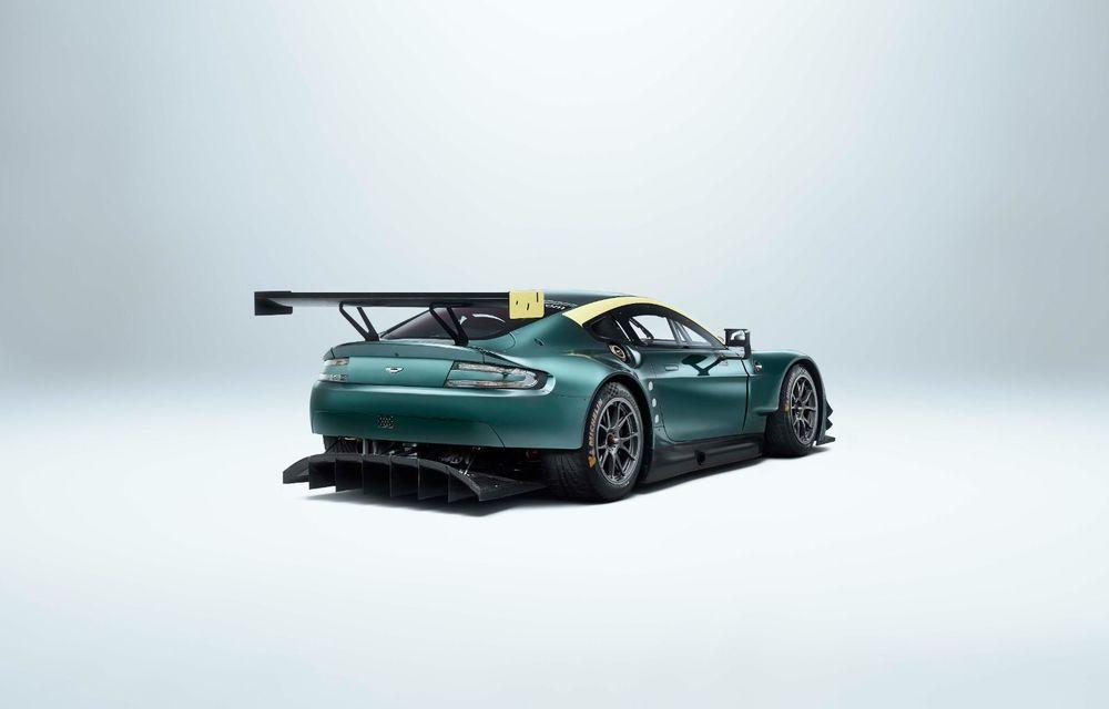 Aston Martin Racing lansează colecția The Vantage Legacy: trei mașini de circuit care marchează succesul constructorului britanic în competiții - Poza 4