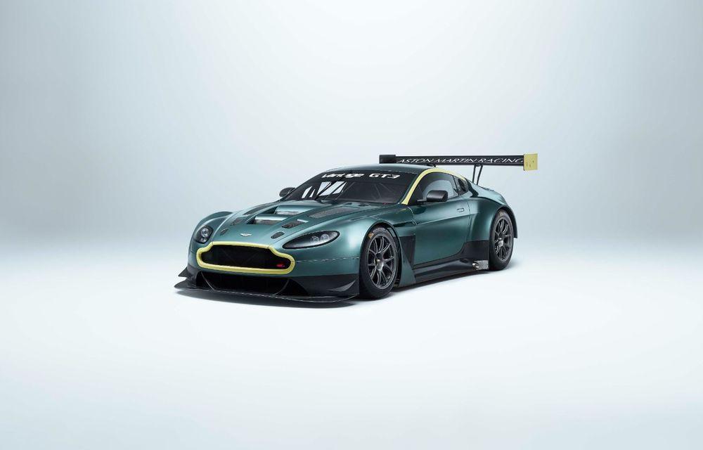 Aston Martin Racing lansează colecția The Vantage Legacy: trei mașini de circuit care marchează succesul constructorului britanic în competiții - Poza 3