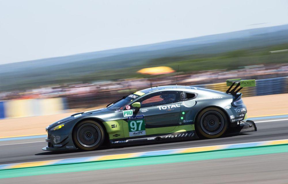 Aston Martin Racing lansează colecția The Vantage Legacy: trei mașini de circuit care marchează succesul constructorului britanic în competiții - Poza 8
