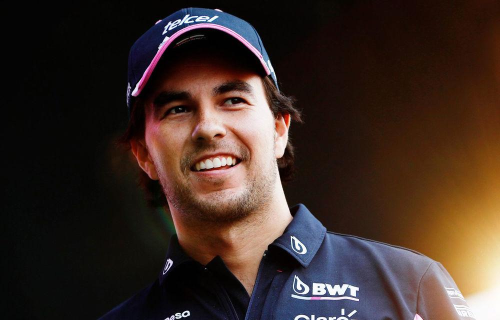 """Perez, pregătit pentru un an de pauză dacă nu va semna cu Red Bull: """"Sunt la cel mai înalt nivel din carieră"""" - Poza 1"""