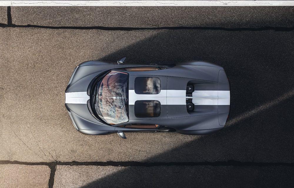 Bugatti Chiron Sport primește ediția limitată Les Légendes du Ciel: omagiu pentru primii piloți ai mărcii, care zburau în aviația franceză - Poza 7
