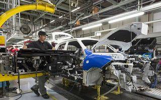 Brexit: industria auto britanică estimează pierderi de 55 de miliarde de lire sterline în lipsa unui acord cu UE
