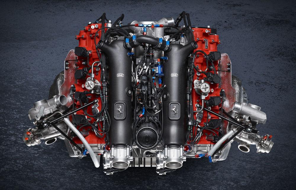 Ferrari prezintă 488 GT Modificata: supercar pentru circuit de 700 de cai putere - Poza 5