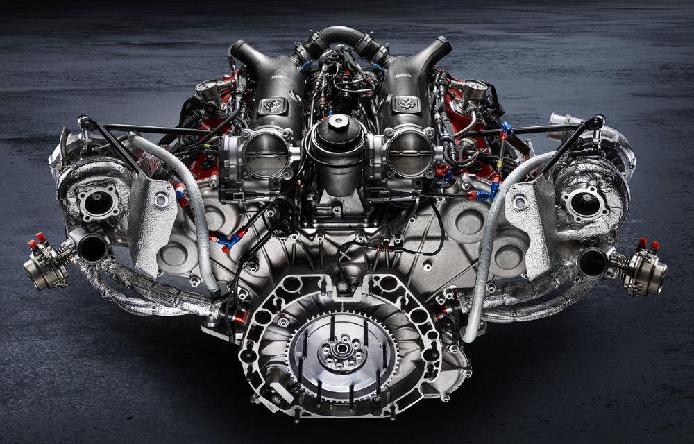 Ferrari prezintă 488 GT Modificata: supercar pentru circuit de 700 de cai putere - Poza 3