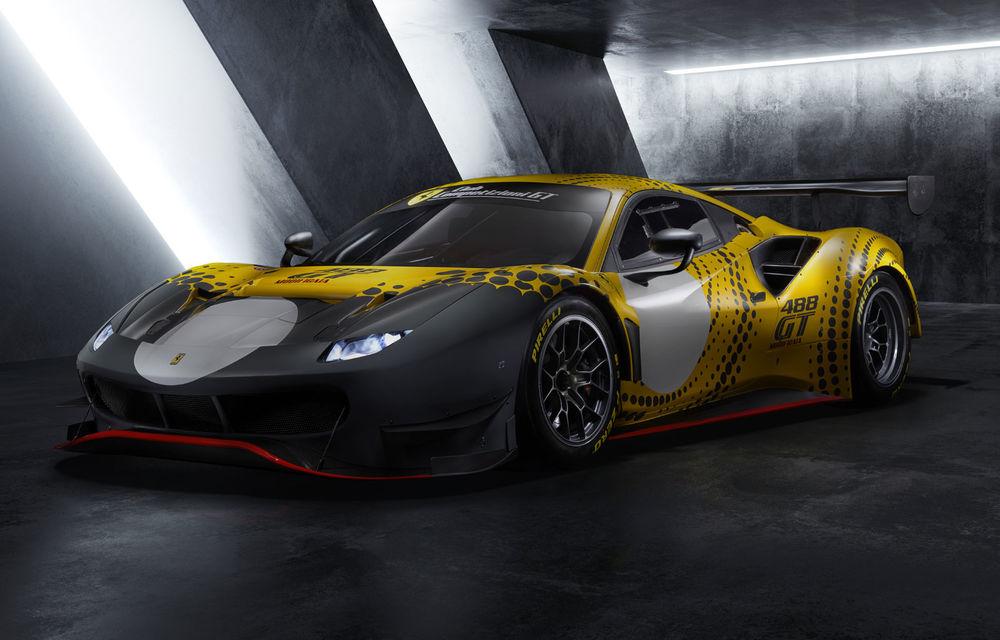 Ferrari prezintă 488 GT Modificata: supercar pentru circuit de 700 de cai putere - Poza 1