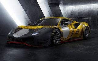 Ferrari prezintă 488 GT Modificata: supercar pentru circuit de 700 de cai putere