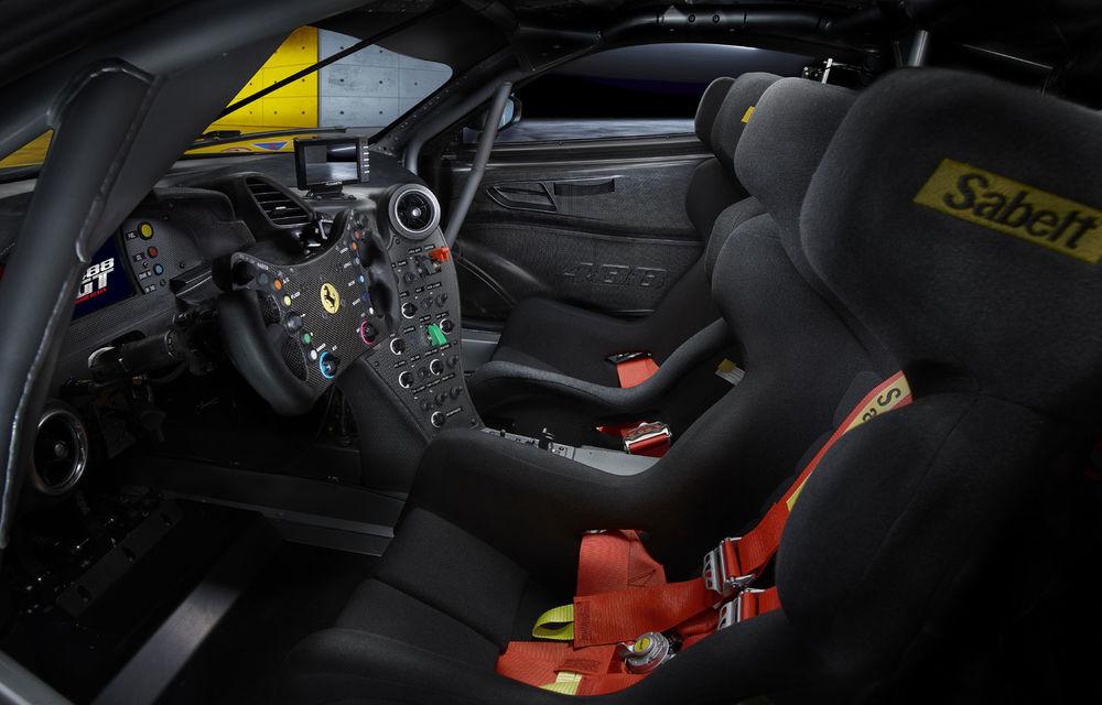 Ferrari prezintă 488 GT Modificata: supercar pentru circuit de 700 de cai putere - Poza 6