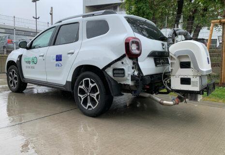 Noi rezultate la testele de emisii Green NCAP: Dacia Duster a primit două stele și jumătate - Poza 2