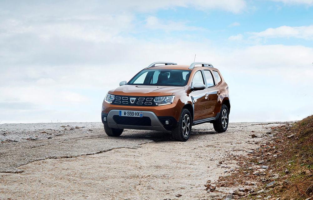 Noi rezultate la testele de emisii Green NCAP: Dacia Duster a primit două stele și jumătate - Poza 1