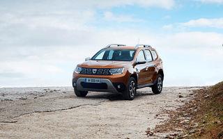 Noi rezultate la testele de emisii Green NCAP: Dacia Duster a primit două stele și jumătate