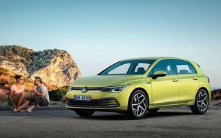 Volkswagen Golf, cea mai vândută mașină în Europa în luna octombrie: Dacia Sandero a ieșit din top 10, clienții așteaptă noua generație