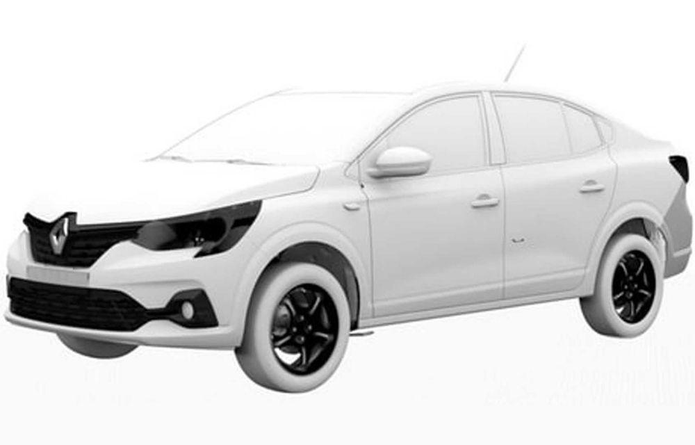 Dacia Logan va fi comercializat în America de Sud sub un nou nume: Renault Taliant - Poza 1
