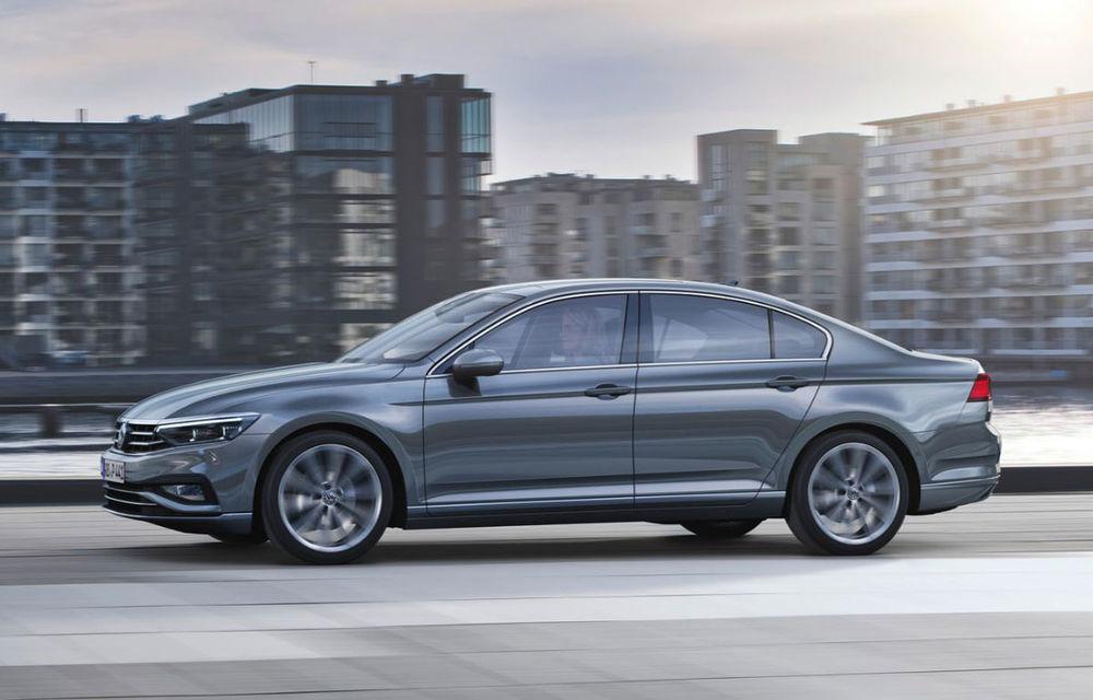 Informații neoficiale: Volkswagen va elimina din gamă versiunea sedan a lui Passat în 2023 - Poza 1