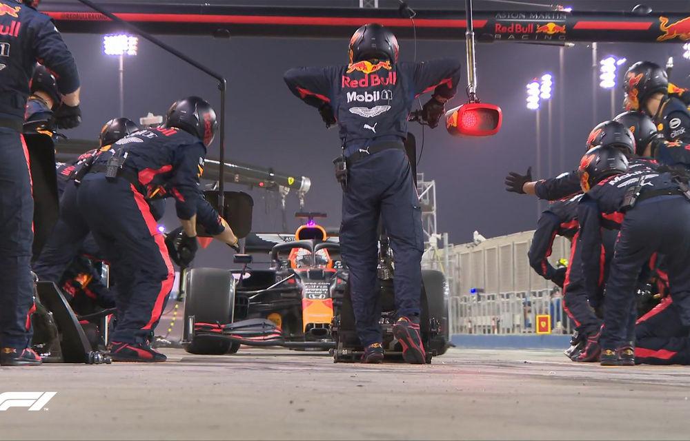 Hamilton a câștigat în Bahrain! Cursa a fost marcată de un accident pentru Grosjean, care a evadat dintr-un monopost în flăcări - Poza 5