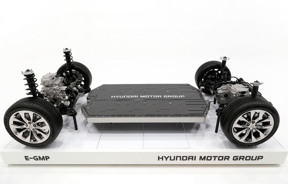Hyundai și Kia prezintă noua platformă pentru modele electrice: autonomie de peste 500 de kilometri și încărcare rapidă în 18 minute - Poza 2