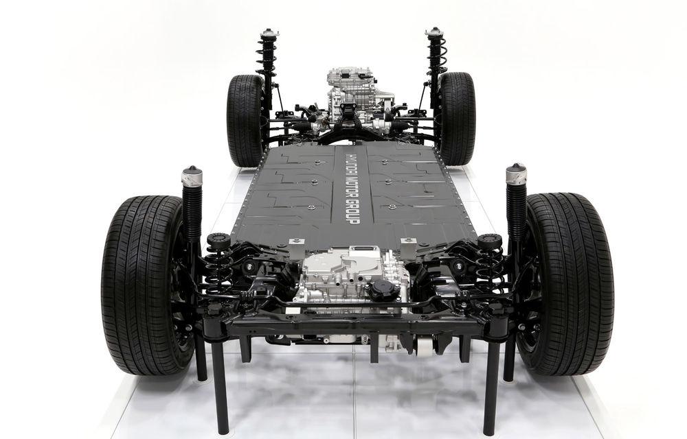 Hyundai și Kia prezintă noua platformă pentru modele electrice: autonomie de peste 500 de kilometri și încărcare rapidă în 18 minute - Poza 3