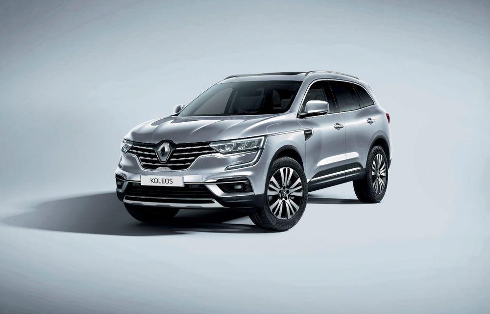 Îmbunătățiri pentru Renault Koleos: SUV-ul francez primește câteva noutăți de design și sistemul de asistență Hill Descent Control - Poza 7