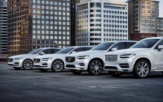 """Șeful Volvo: """"Aș fi surprins dacă nu am vinde doar mașini electrice după 2030"""""""