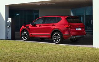 Versiunea plug-in hybrid a lui Seat Tarraco a intrat oficial în producție: modelul dezvoltă 245 CP și are o autonomie electrică de până la 49 de kilometri