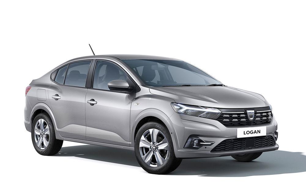 Dacia a publicat dotările pentru noua generație Logan: sistemul Media Display cu ecran de 8 inch este standard pe echiparea Comfort - Poza 1