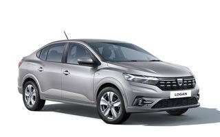 Dacia a publicat dotările pentru noua generație Logan: sistemul Media Display cu ecran de 8 inch este standard pe echiparea Comfort