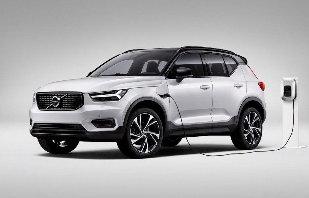 """Volvo: """"Vom relua discuțiile privind o fuziune sau alianță cu Geely în 2021"""" - Poza 1"""