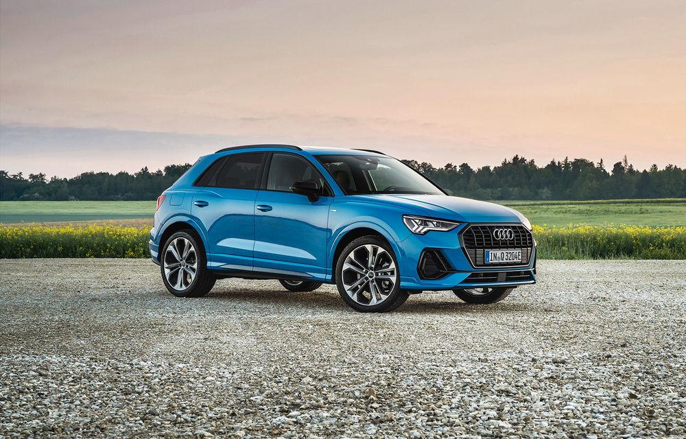 Audi introduce noile Q3 și Q3 Sportback plug-in hybrid: motorizare cu 245 CP și autonomie de până la 51 de kilometri - Poza 4