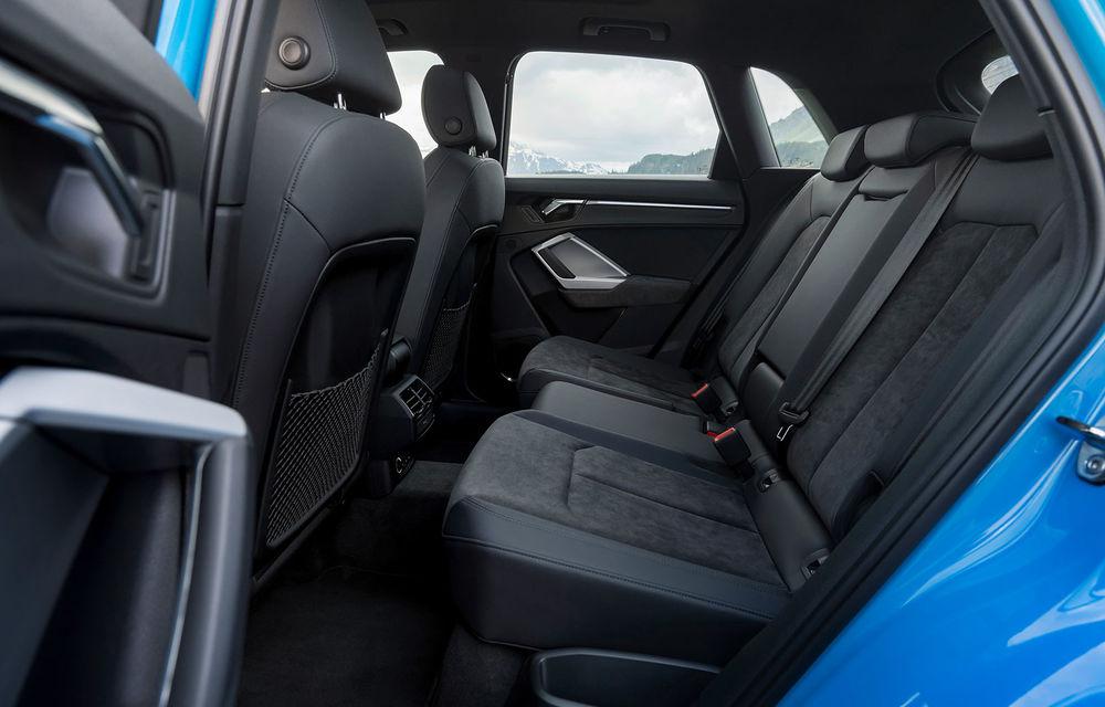Audi introduce noile Q3 și Q3 Sportback plug-in hybrid: motorizare cu 245 CP și autonomie de până la 51 de kilometri - Poza 7