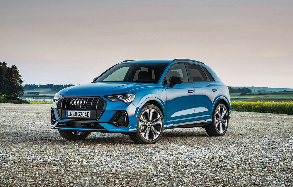 Audi introduce noile Q3 și Q3 Sportback plug-in hybrid: motorizare cu 245 CP și autonomie de până la 51 de kilometri - Poza 2