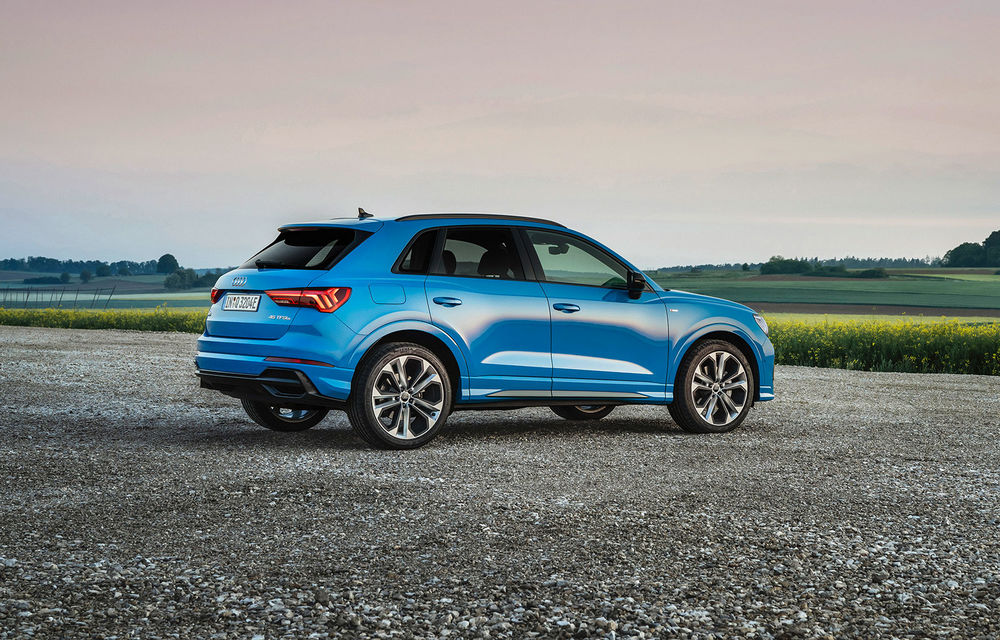 Audi introduce noile Q3 și Q3 Sportback plug-in hybrid: motorizare cu 245 CP și autonomie de până la 51 de kilometri - Poza 5