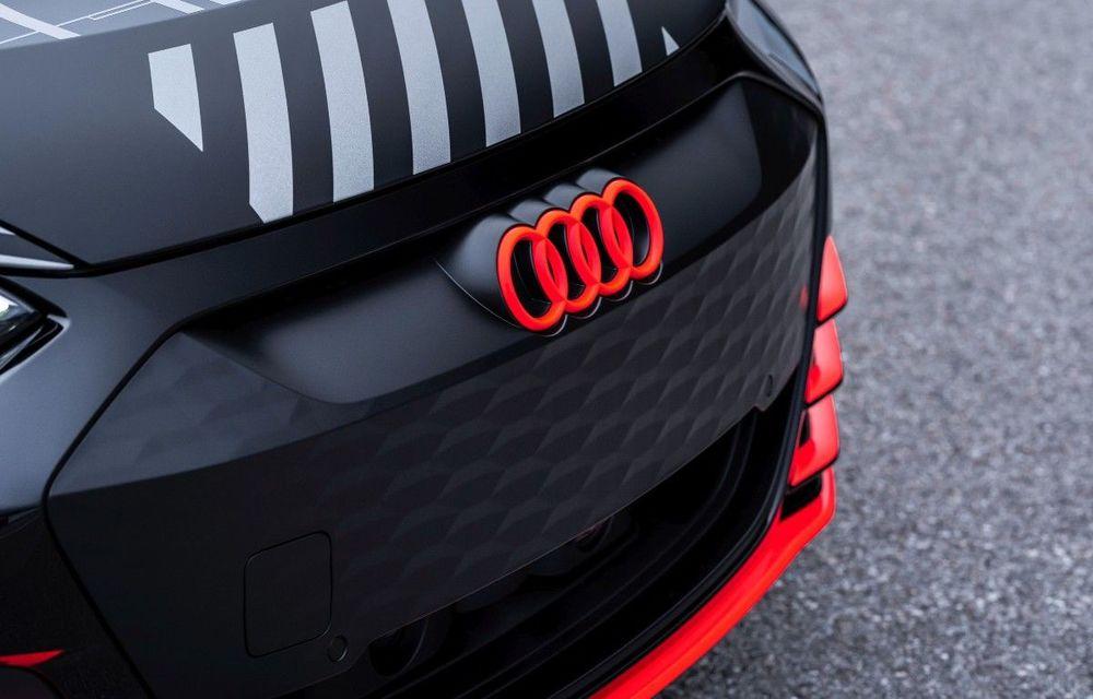 """Audi sporește investițiile în electrificare la 15 miliarde de euro până în 2025: """"Vom ajunge la 20 de modele electrice peste 5 ani"""" - Poza 1"""