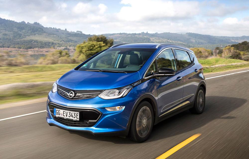 Recall pentru toate unitățile Opel Ampera-e: risc de incendiu din cauza unei probleme la baterii - Poza 1