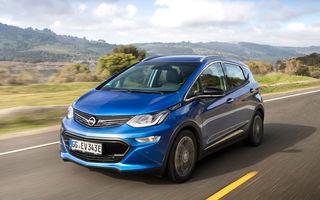 Recall pentru toate unitățile Opel Ampera-e: risc de incendiu din cauza unei probleme la baterii