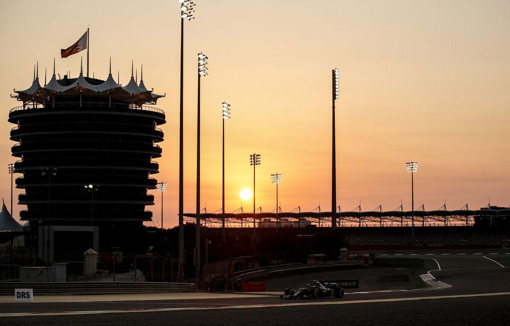 Bottas, pole position în Bahrain! Russell, locul doi pe grila de stat la debutul pentru Mercedes - Poza 1