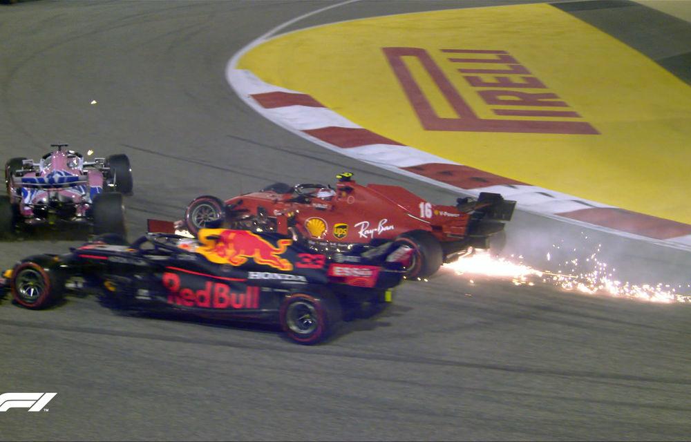 Perez a obținut în Bahrain prima victorie din carieră! Russell a ratat victoria după o greșeală la boxe a echipei și o pană în finalul cursei - Poza 3