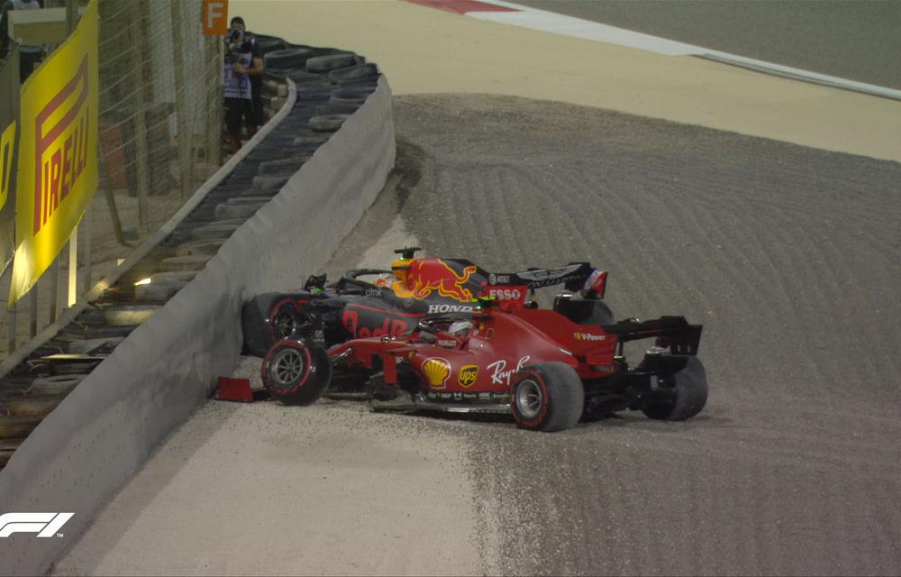 Perez a obținut în Bahrain prima victorie din carieră! Russell a ratat victoria după o greșeală la boxe a echipei și o pană în finalul cursei - Poza 2