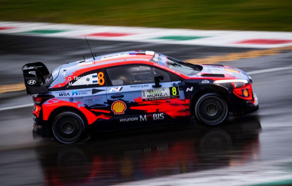 Campionatul Mondial de Raliuri: Sebastien Ogier obține al șaptelea titlu de campion. Hyundai se impune în clasamentul pe echipe - Poza 3