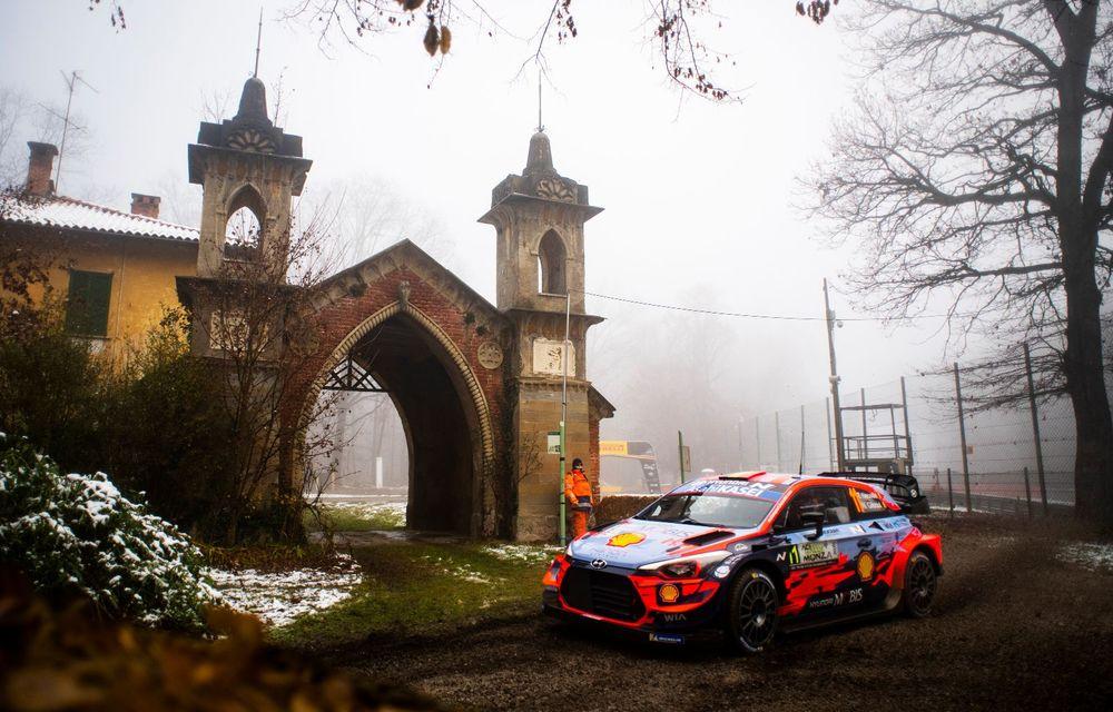 Campionatul Mondial de Raliuri: Sebastien Ogier obține al șaptelea titlu de campion. Hyundai se impune în clasamentul pe echipe - Poza 6