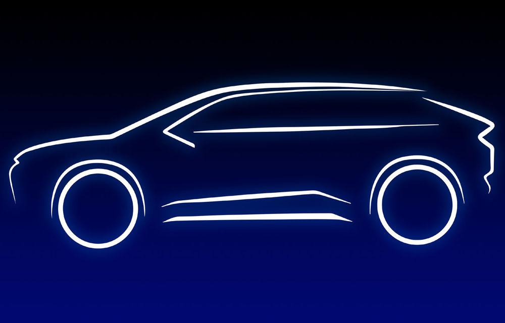 Toyota va lansa un SUV electric pentru Europa în 2021: modelul va fi produs în Japonia - Poza 1