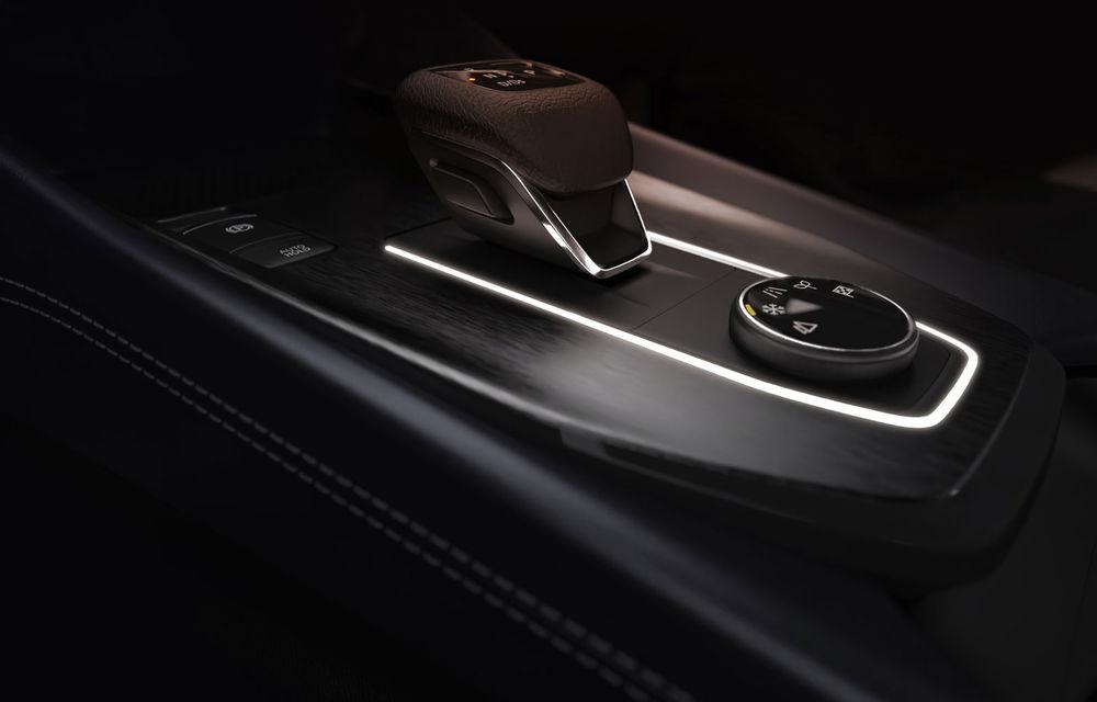 Primele imagini cu interiorul noii generații Nissan Qashqai: instrumentar digital de bord de 12.3 inch și sistem de infotainment de 9 inch - Poza 8