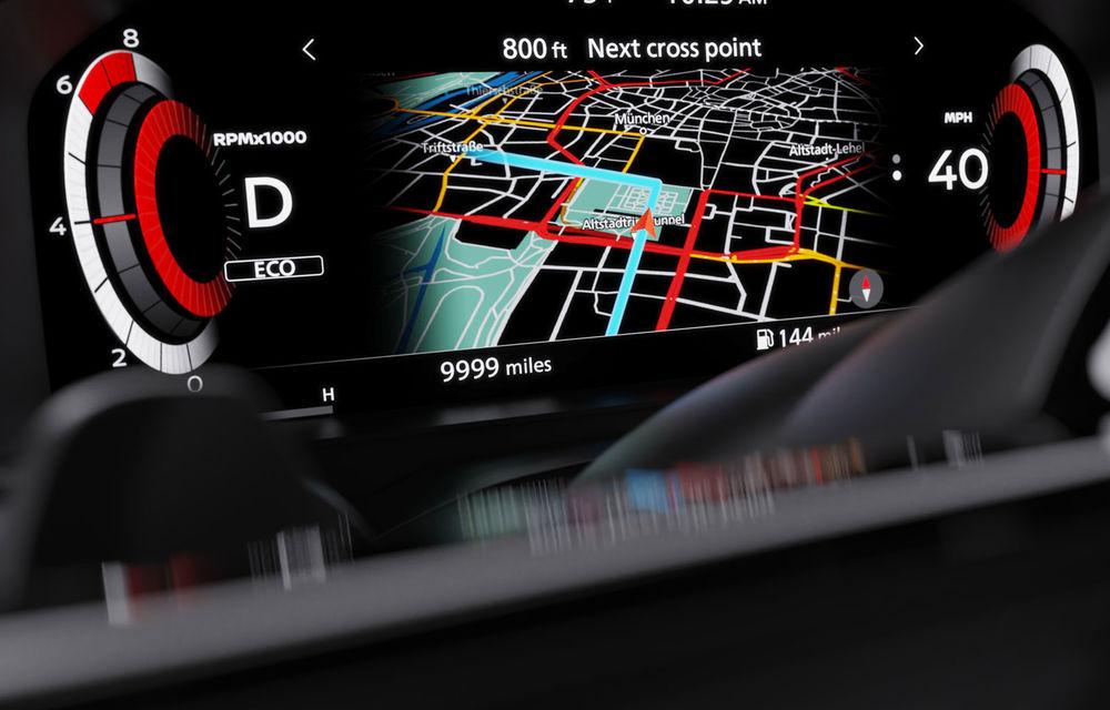 Primele imagini cu interiorul noii generații Nissan Qashqai: instrumentar digital de bord de 12.3 inch și sistem de infotainment de 9 inch - Poza 2