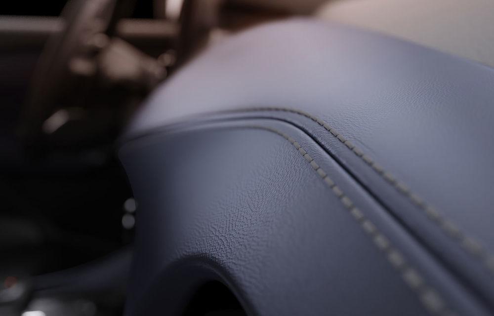 Primele imagini cu interiorul noii generații Nissan Qashqai: instrumentar digital de bord de 12.3 inch și sistem de infotainment de 9 inch - Poza 7