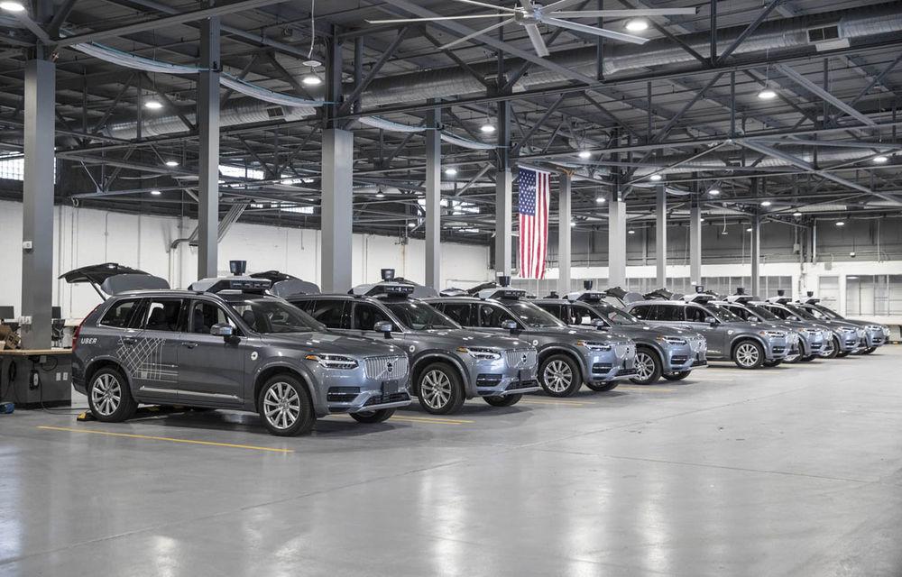 Uber a vândut divizia care dezvoltă mașini autonome: serviciul de ride-hailing a eșuat în tentativa de a înlocui șoferii - Poza 1