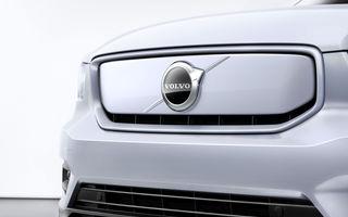 """Volvo: """"SUV-urile ar putea ajunge la 75% din vânzările noastre globale"""""""